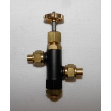 "3/16"" Pipe Floor Mounted By-Pass Valve - each"