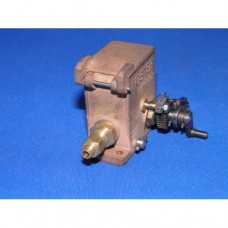 """Scaled Foster lubricator - 3"""" scale complete"""
