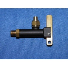 "1/8"" pipe, 1/4"" x 40 tpi. loco whistle valve"