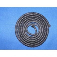 Graphited yarn - 3mm square - 1 metre