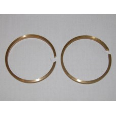"3"" Foster Piston Rings - Phosphor Bronze - pair"