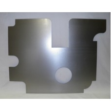"""4"""" Foster Tender Side Plates - pair"""