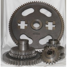 "4"" Foster Machined Spur Gears"