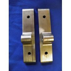 "6"" Ruston Proctor Brake Block Support Brackets - pair"