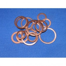 "BSP Copper sealing washers - 0.060"" thick - 3/8 BSP"