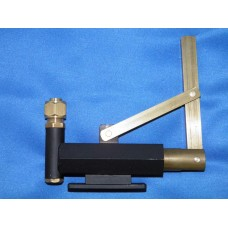 "5/16"" Ram, 1/8"" pipe water hand pump."